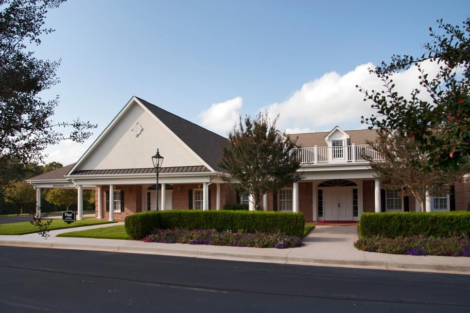 Robinson funeral home easley sc tradition of caring for Funeral home blueprints