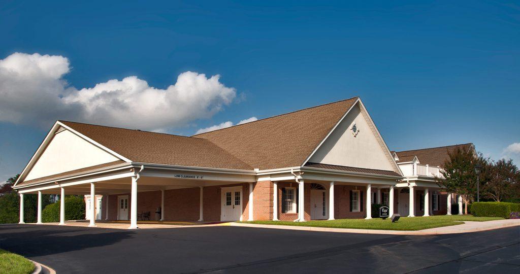 Robinson Funeral Home Powdersville Road